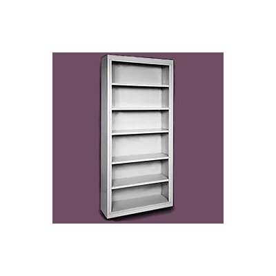 "Sandusky Cabinets 84"" H Deep Six Shelf Bookcase"