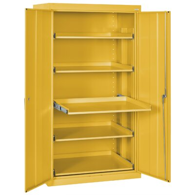 Sandusky Cabinets Pull-Out Tray Shelf Cabinet
