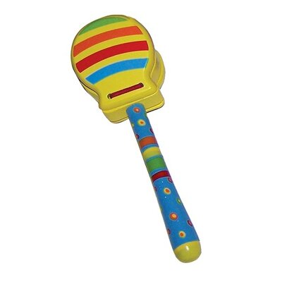 Sassafras Kid's Striped Clacker