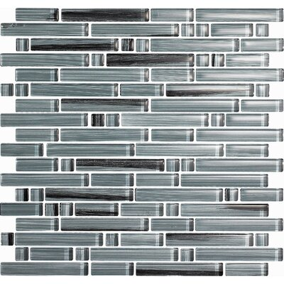 Epoch Architectural Surfaces Brushstrokes Peltro Random Mosaic in Gray Multi