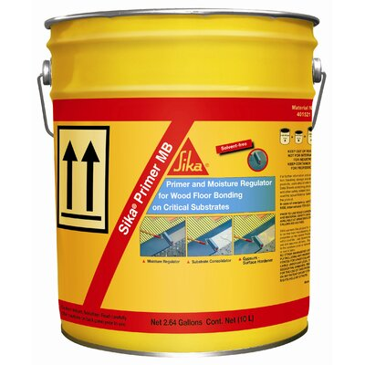 Sika Primer MB Epoxy Moisture Regulator and Pretreatment for SikaBond Adhesives