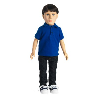 Carpatina Carter 18&quot; Vinyl Boy Doll