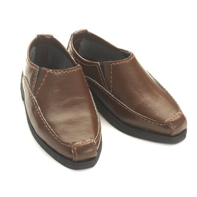 Carpatina Loafers - Shoes for 18&quot; Slim Boy Dolls