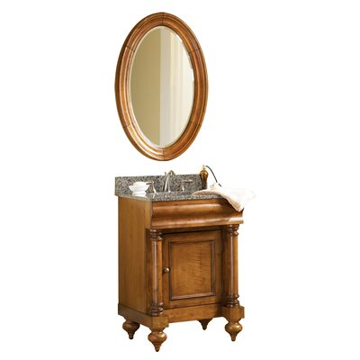 Kaco International Small Distressed Vanity Mirror