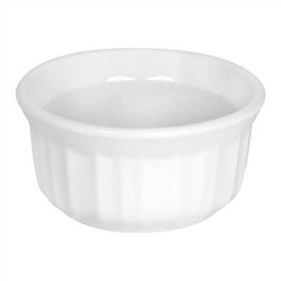 Corningware French White 4 oz. Ramekin