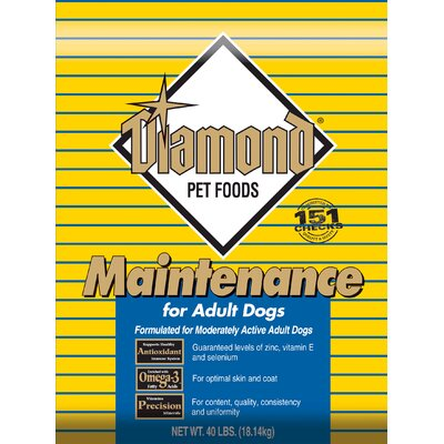 Diamond Pet Food Maintenance Chunk Dry Dog Food