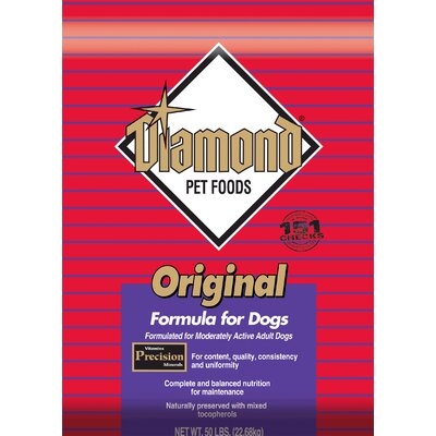 Diamond Pet Food Original Dry Dog Food (50-lb Bag)