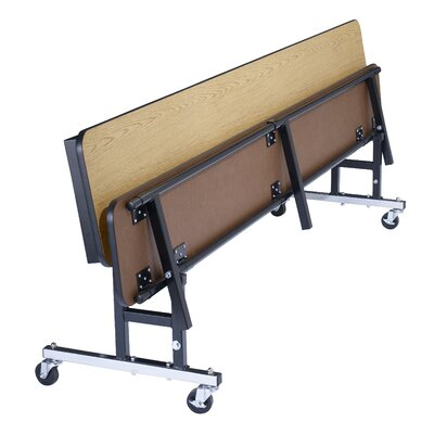 National Public Seating Mobile Convertible Bench Unit