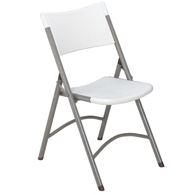 National Public Seating Blow Molded Folding Chair