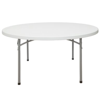 National Public Seating 60&quot; Round Folding Table