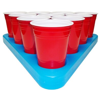 GoPong Freezable Beer Pong Rack Set