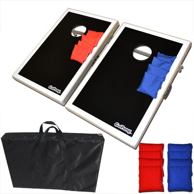 GoPong CornHole Bean Bag Toss Game Set