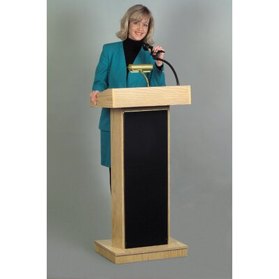 Oklahoma Sound Corporation The Orator Standard Height Lectern