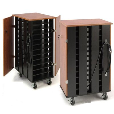 Oklahoma Sound Corporation Tablet Charging Storage Cart