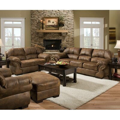 Simmons Upholstery Pinto Sofa Set