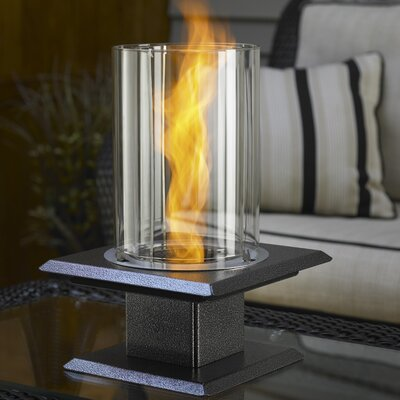 The Outdoor GreatRoom Company Allure Sedona Tabletop Gel Fuel Fireplace