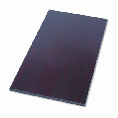 "Safco Products Company 0.75"" x 36"" Laminate Top for Lateral Files"