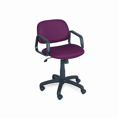 Safco Products Company Cava Mid-Back Office Chair