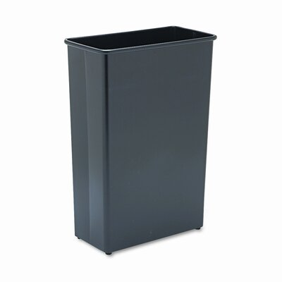 Safco Products Company 88 Quart Square Wastebasket (Set of 3)
