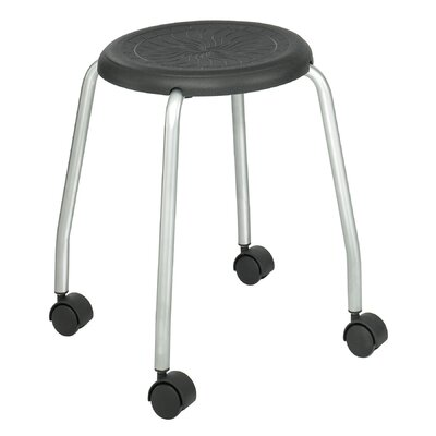 Safco Products Company Stackable Stool with Casters