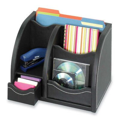 Safco Products Company Multi Purpose Organizer in Black