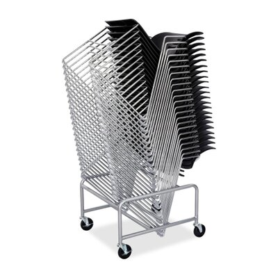Safco Products Company Steel Chair Cart