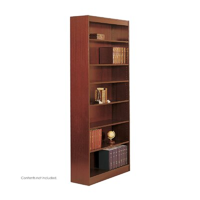Safco Products Company 84&quot; H Square-Edge Bookcase