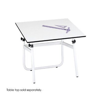 Safco Products Company Horizon Drawing Table Base