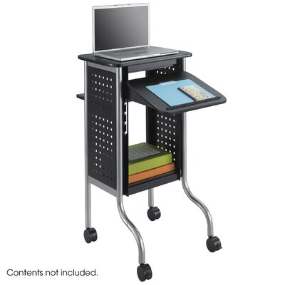 Safco Products Company Scoot Presentation Cart