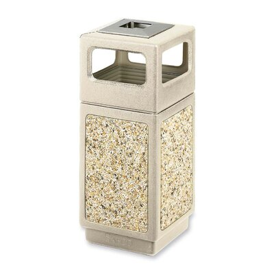 Safco Products Company Aggregate Receptacle