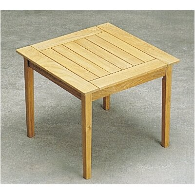 Skagerak Teak Square Drachmann Bistro Table