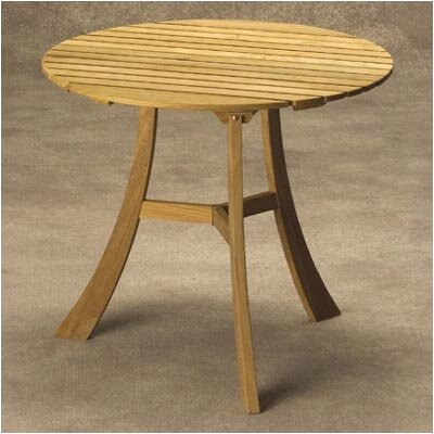 Skagerak Denmark Teak Vendia Bistro Table