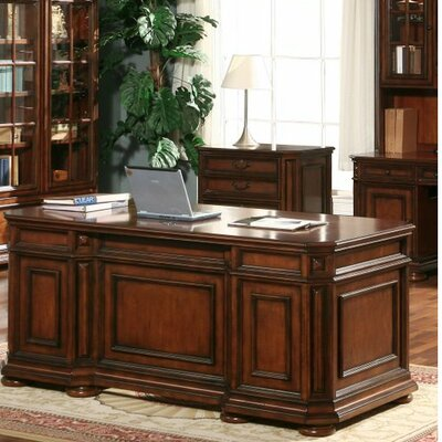 Riverside Furniture Cantata Standard Desk Office Suite