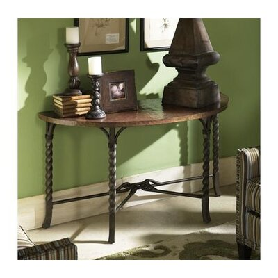Medley Demilune Console Table