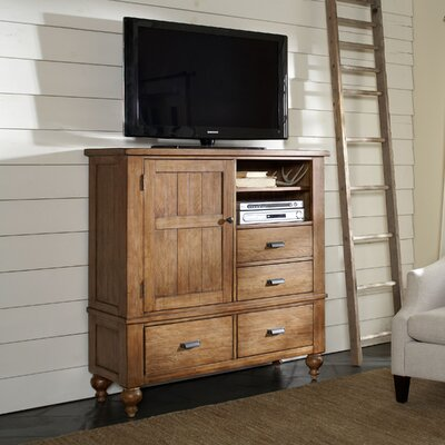Summerhill 4 Drawer Media Chest