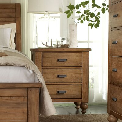 Riverside Furniture Summerhill 3 Drawer Nightstand