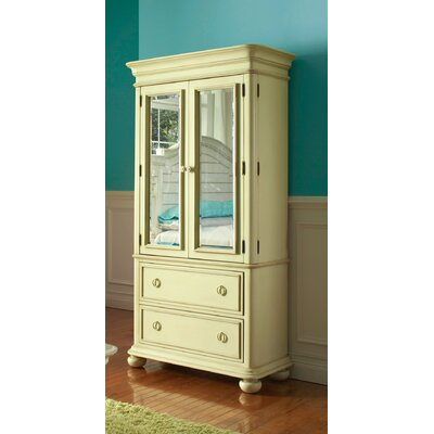 Riverside Furniture Placid Cove Armoire