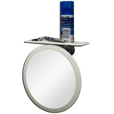Zadro Z'Fogless Ultra II Shaving Mirror in White