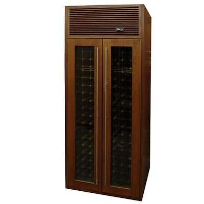Vinotemp 350-Model Wine Cooler Cabinet with Front Exhaust