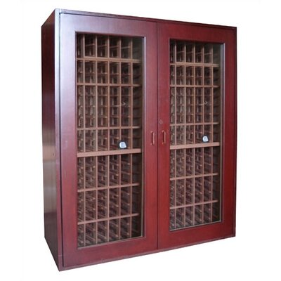 Vinotemp Sonoma 500 Wine Cooler Cabinet in Cherry Wood