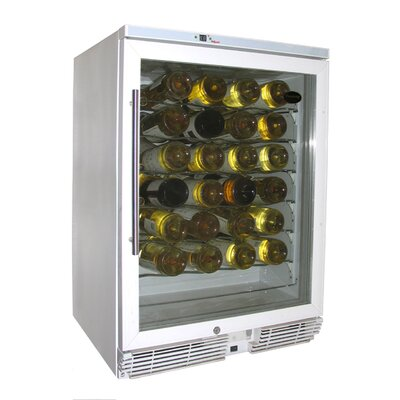 58 Bottle Wine Cooler
