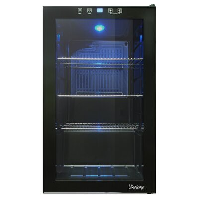 Vinotemp Touch Screen Beverage Cooler