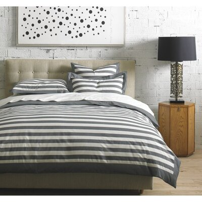 DwellStudio Graphic Stripe Duvet Set