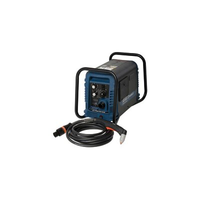Thermal Dynamics CUTMASTER® TRUE™ Series 52 Plasma Cutting System, 208/230 Volt, Single Phase, 60 Hertz With 75° Radnor® MasterCut MC60 Hand Torch And 20' Leads