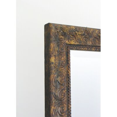 Wayborn Full Size Dressing Room Divider in Brown / Gold