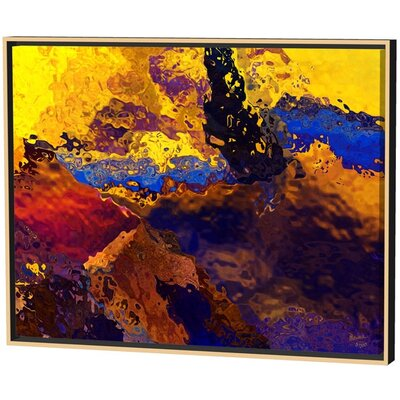 Menaul Fine Art Frozen Color Limited Edition Framed Canvas - Scott J. Menaul