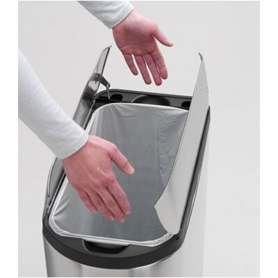 simplehuman Butterfly Trash Can