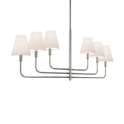 Tempo 6 Light Pendant