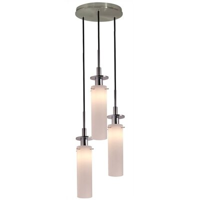 Sonneman Candle 3 Light Pendant