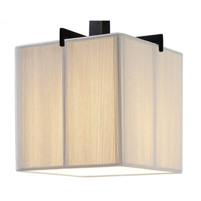 Sonneman Boxus 1 Light Pendant